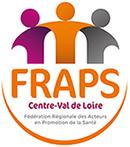 Sante Environnement FRAPS Centre Logo